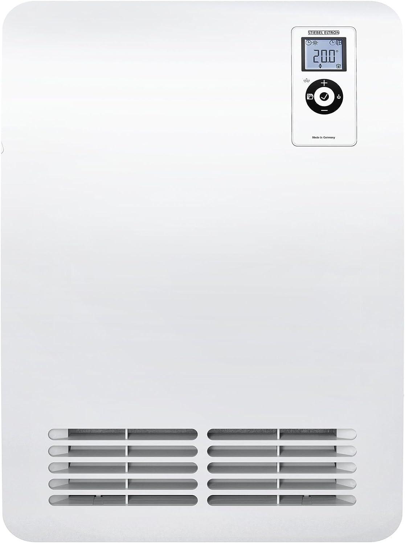 Stiebel Eltron Elektronisch Geregelter Schnellheizer Ck 20 Trend 2 Kw Lc Display Wochentimer Offene Fenster Erkennung 236653 Amazon De Baumarkt