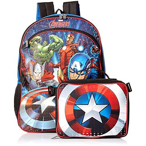 marvel avengers school bag - 1