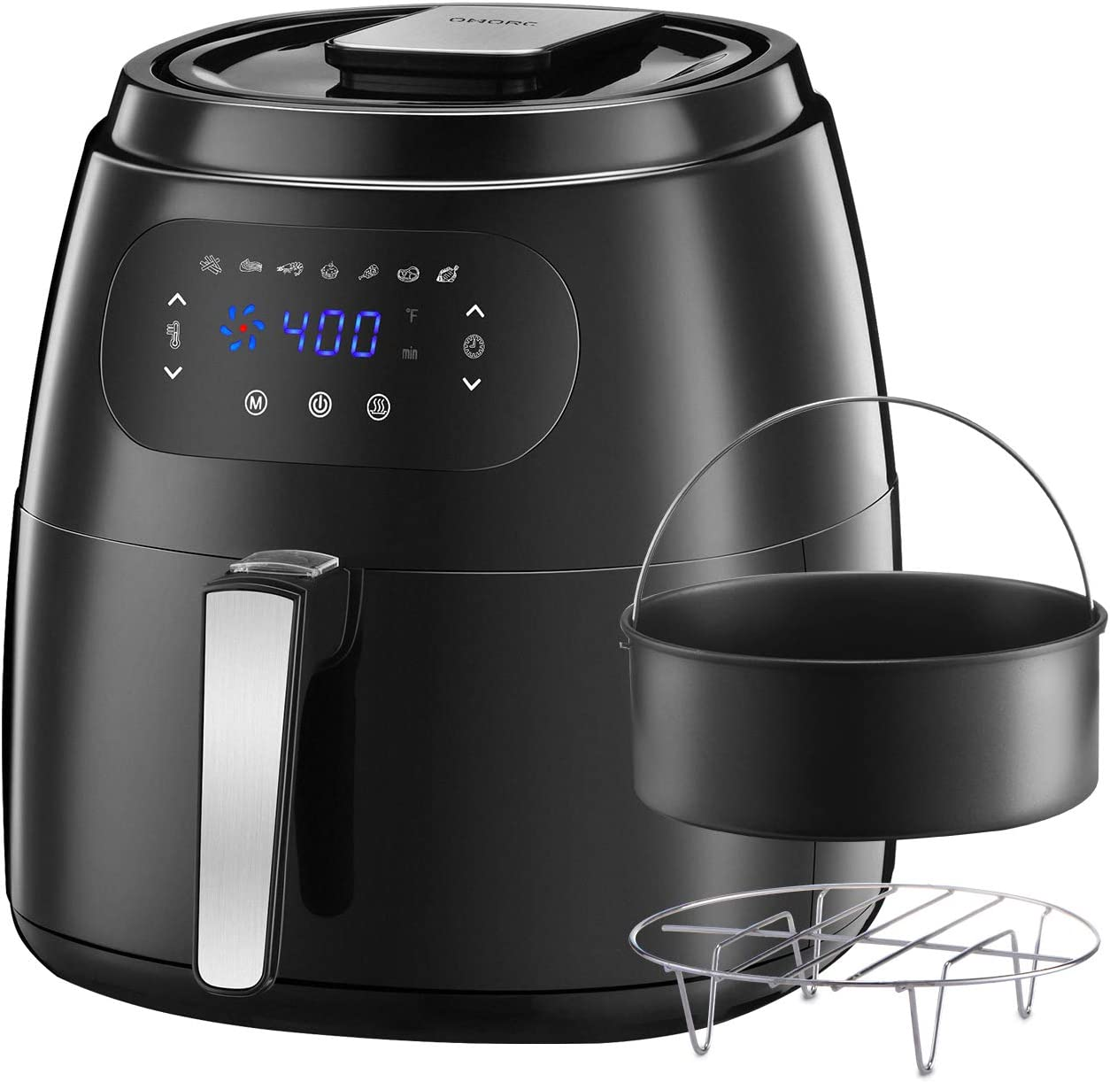 OMORC 7.6 Quart Air Fryer