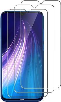 AChris Funda Redmi Note 8 Silicona Transparente Ultra-Suave Protector Carcasa Anti-Choque Ultra-Delgado Crystal Impresi/ón de Estuche Carcasa Trasera para Redmi Note 8 Flor de Cerezo