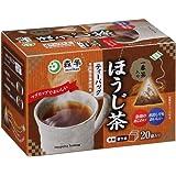 森半 一番茶入りほうじ茶 36g(1.8g×20袋)×4箱