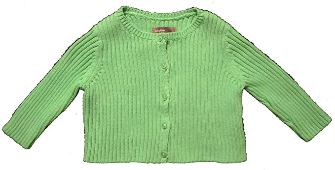 Image Unavailable. Image not available for. Color  Baby Gap Boys Girls  Green Ribbed Cardigan ... be9bd7094