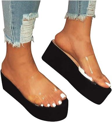 HIRIRI Summer Clear Strap Sandals