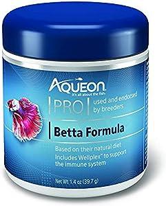 Aqueon Pro Betta Fish Food