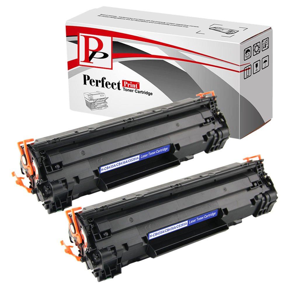 PerfectPrint CE285A - Cartucho de tóner para Impresoras HP Laserjet