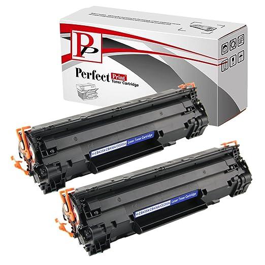 83 opinioni per Perfect Print- 2 cartucce di toner compatibile HP CE285A 85A per HP LaserJet PRO