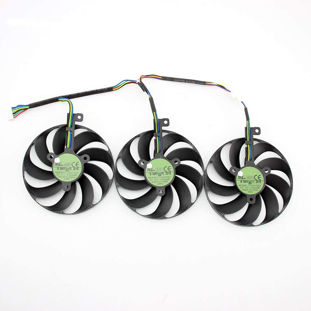 T129215SU graphics fan for ASUS ROG STRIX GeForce RTX 2080 2080Ti GAMING RTX2080