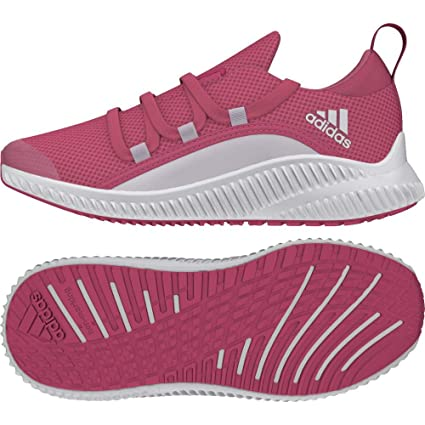 premium selection 3e26e 788e9 adidas Fortarun X Chaussures de Running Mixte Enfant, Bleu  ChabluAerpnkFtwwht,