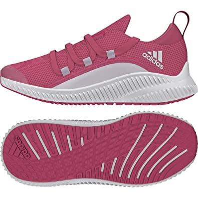 the latest ce9ac c1d30 adidas Unisex Kids  Fortarun X K Fitness Shoes  Amazon.co.uk  Shoes   Bags