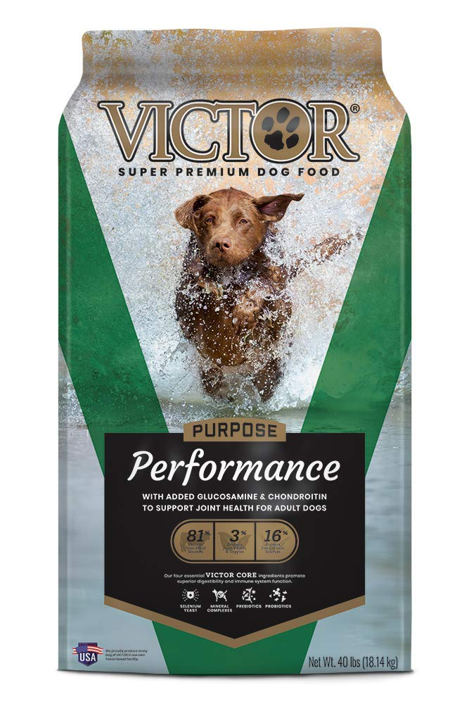 VICTOR Purpose - Performance, Dry Dog Food by Victor Super Premium Pet Food