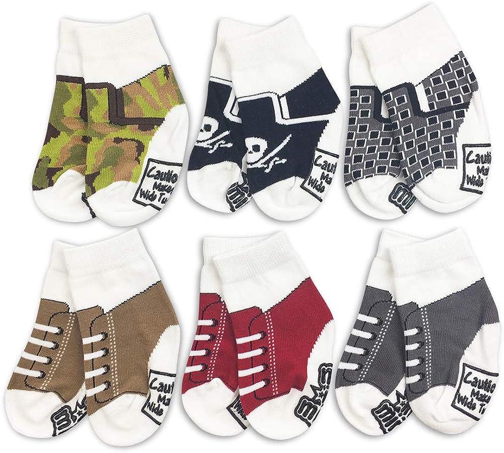 USA 5 Pairs Baby Boy Girl Cotton Socks NewBorn Infant Toddler Kids Soft Sock#OWN