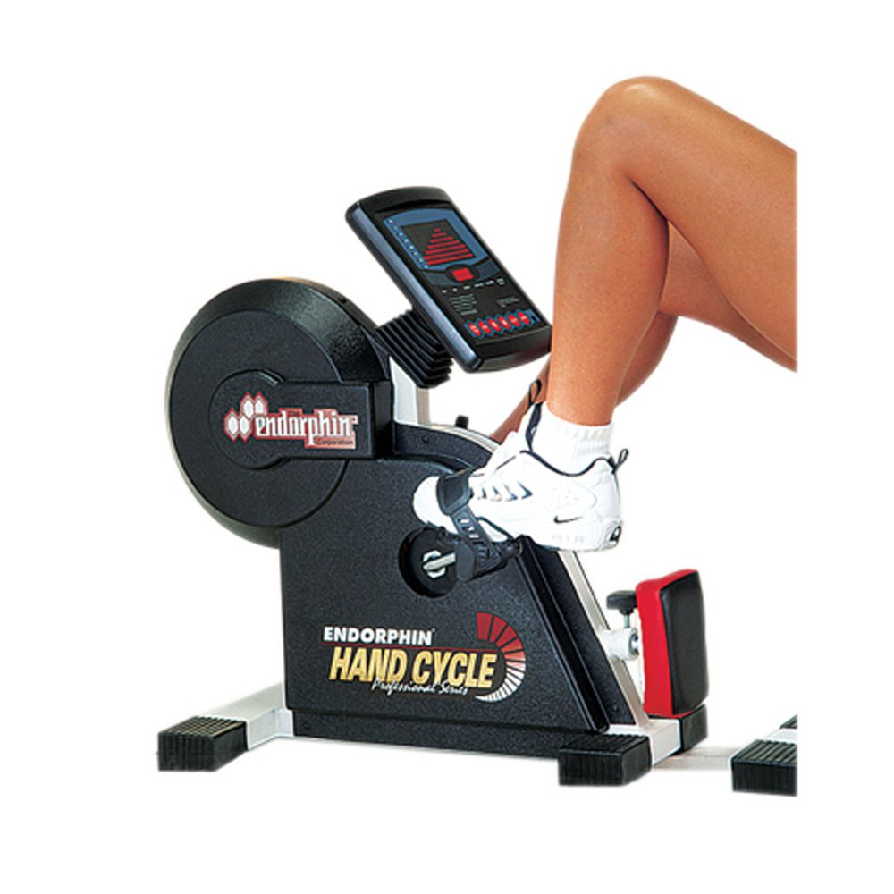 Endorphin 10-3640 Lower Body Ergometer 300 with Foot Pedal, 28'' Length x 16'' Width by Endorphin