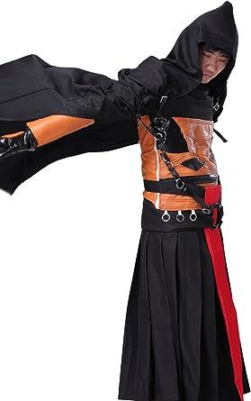 Star Wars Darth Revan Outfit Cape Full Set Custom Made Cosplay Costume Full Set