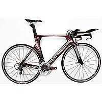 41f75487ba7 Stradalli Gray Full Carbon TT Time Trial Triathlon Bike. Shimano Ultegra  8000 11 Speed.