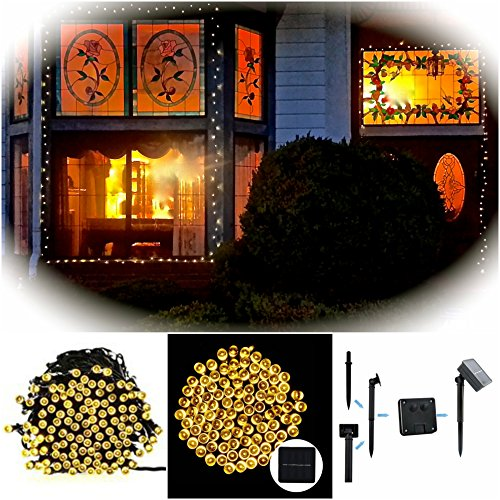 Outdoor Solar String Lights FirstLights product image
