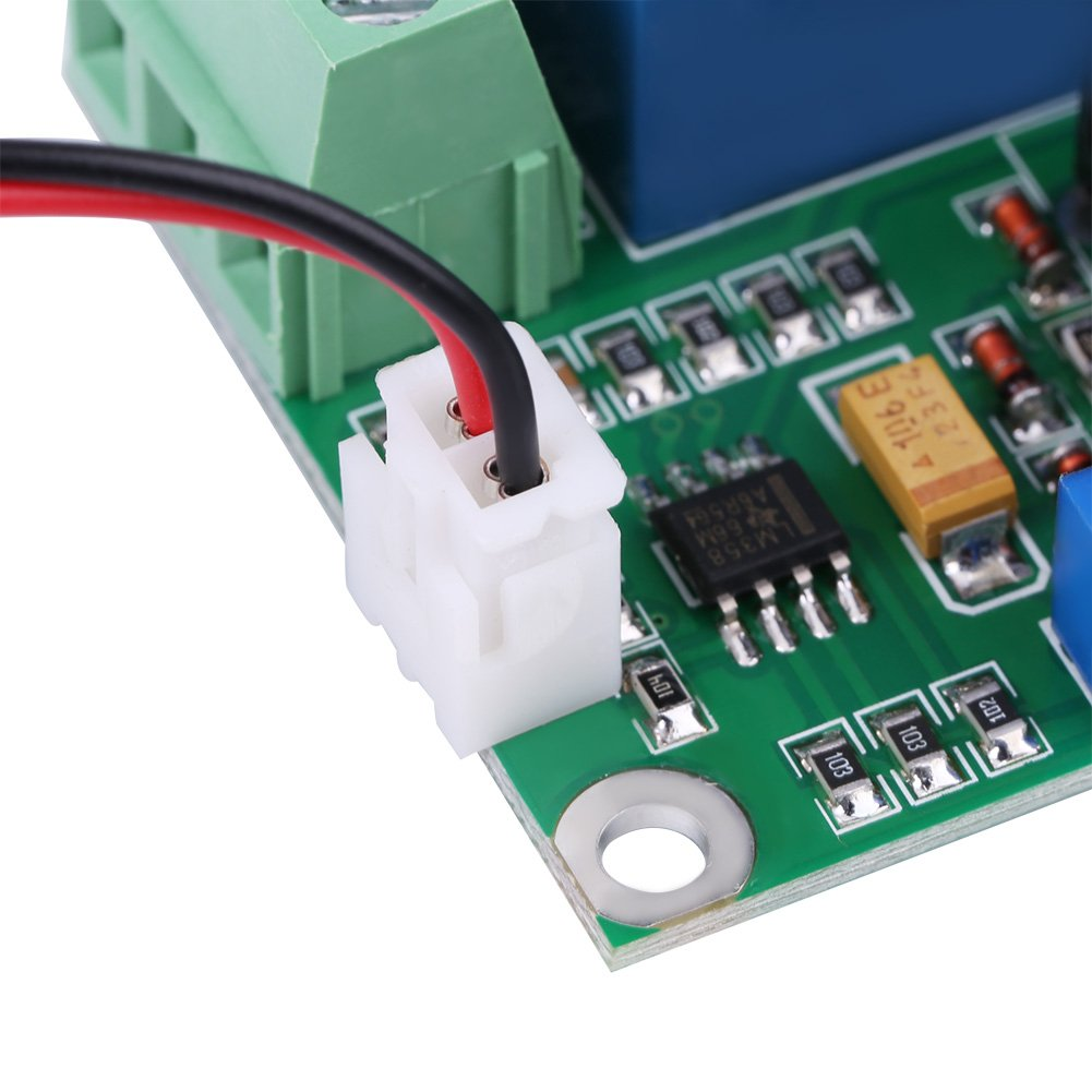 AC Current Detection Module 0-10A Switch On-off Output Current Sensor Module by Walfront (Image #3)