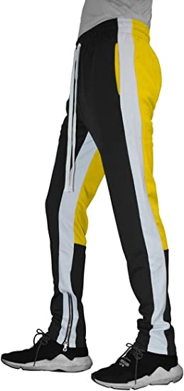 Weiv Mens Active Casual Track Pants