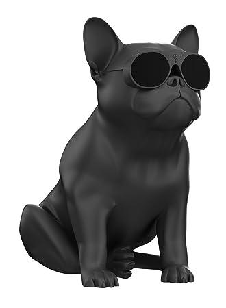 Lautsprecher Hund Schwarz ooJek