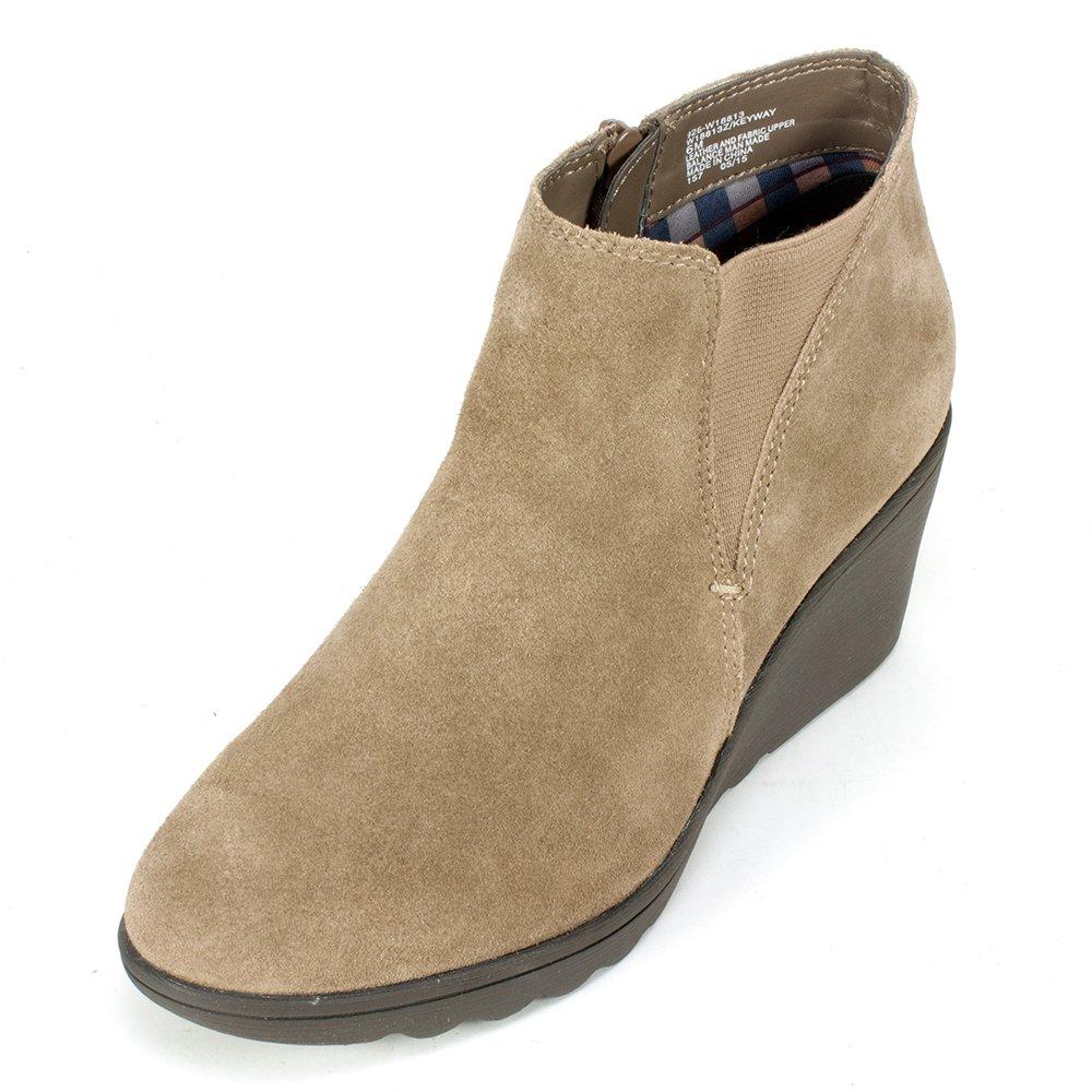 keyway' Women's Leather Bootie
