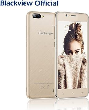 Blackview Móviles, A7 Smartphone Libres: Amazon.es: Electrónica
