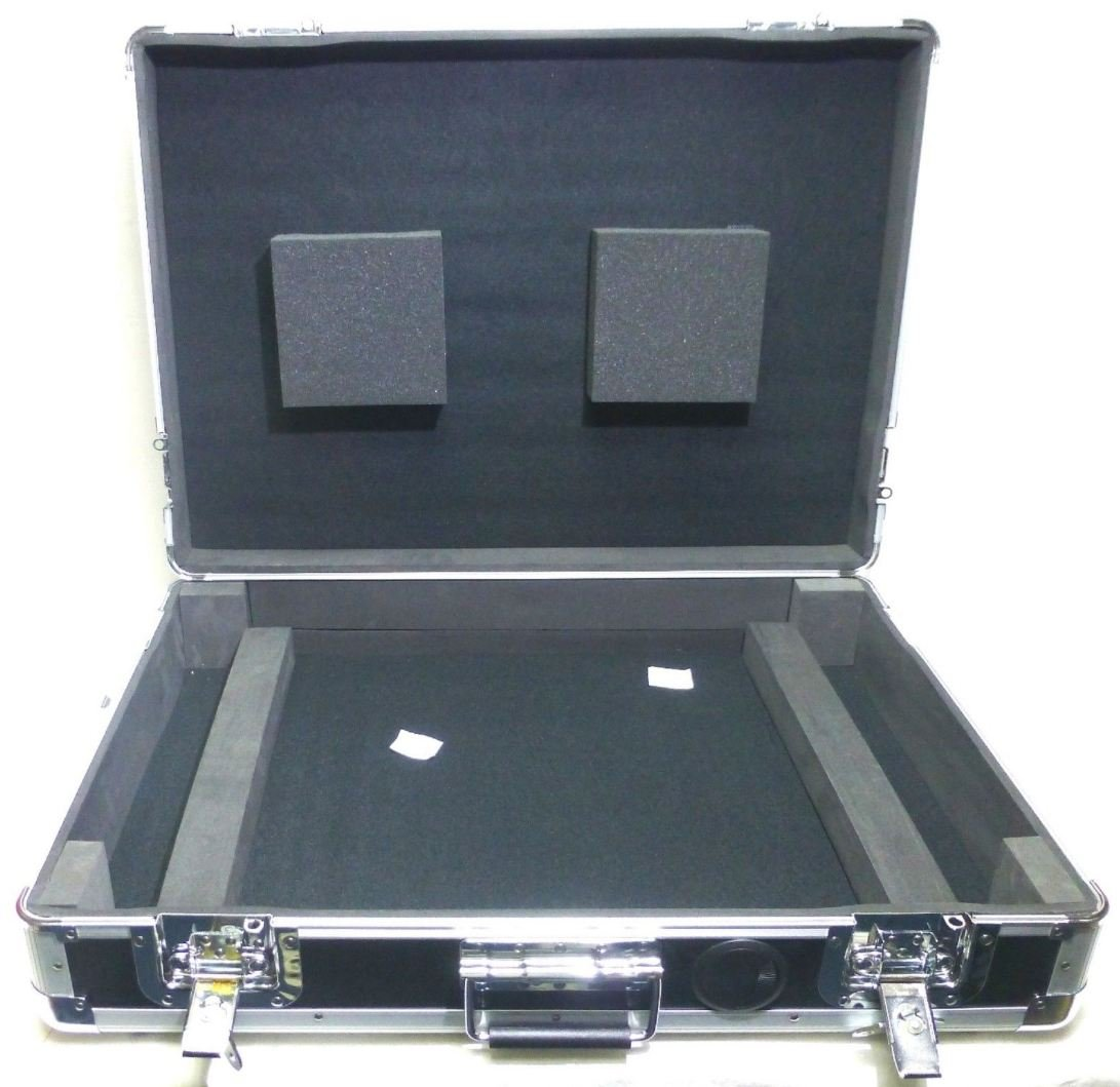 LASE Case for RELOOP MIXON 4 Controller Euro Style Flight Carrying Case