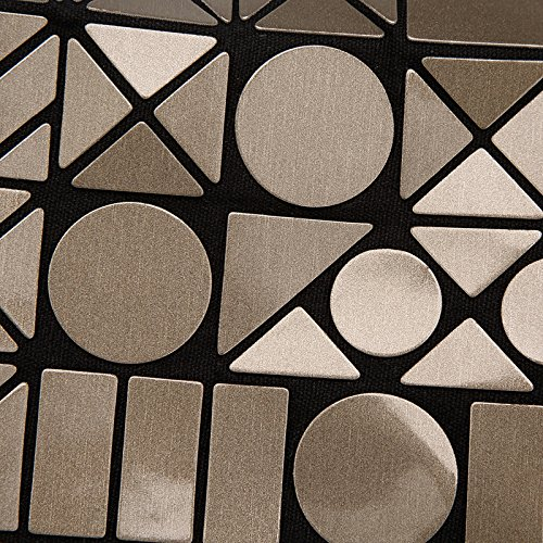 Cartable Sac Gold à Mat Sac à Mat Rubik's Irrégulier Lady Cube à Couture Dos Sac Main Dos da5zwq