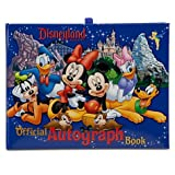 Disneyland Resort Exclusive Official Autograph Book