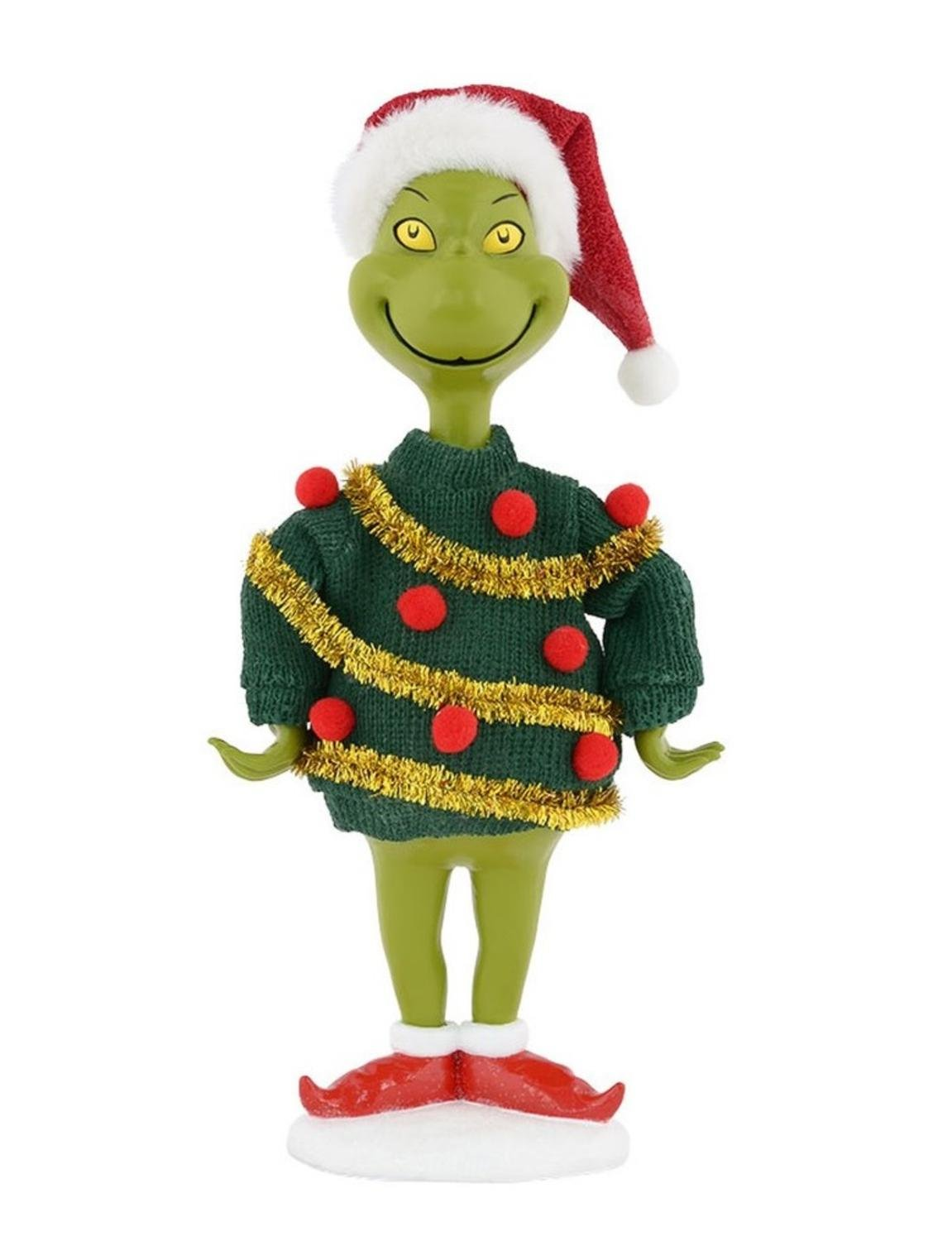 Department 56 Dr. Seuss The Grinch Tinsel