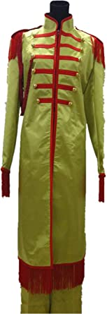 Amazon Com Lvcos Sgt Pepper S Lonely Hearts Club Band Paul John Winston Lennon Costume Clothing