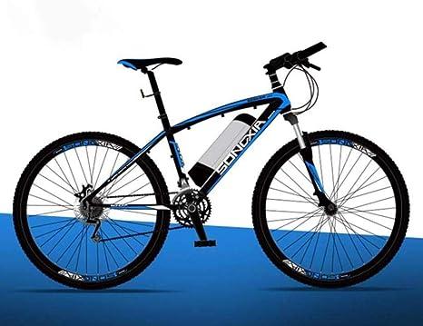 Bicicleta eléctrica 26 Bicicleta de montaña para adultos ...