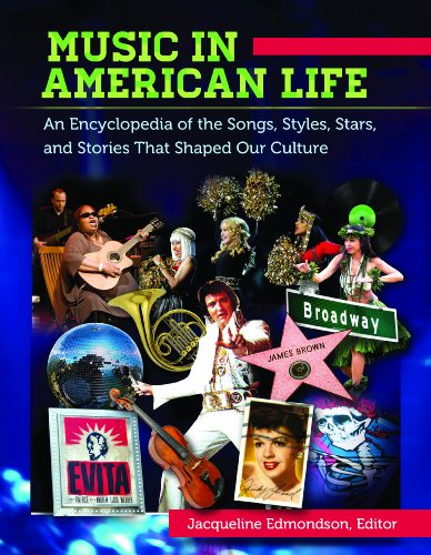 Music in American Life: An Encyclopedia of the Songs, Styles, Stars, and Stories That Shaped Our Culture Pdf