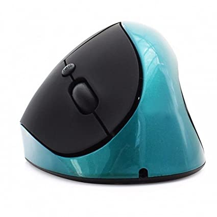 938fb6e415f Image Unavailable. Image not available for. Color: 1600 DPI Ergonomic  Vertical USB 2.4GHz Wireless Computer Mouse Cordless Optical Gaming ...
