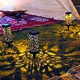 Next Deal Shop Solar Powered Vintage Garden Lamp