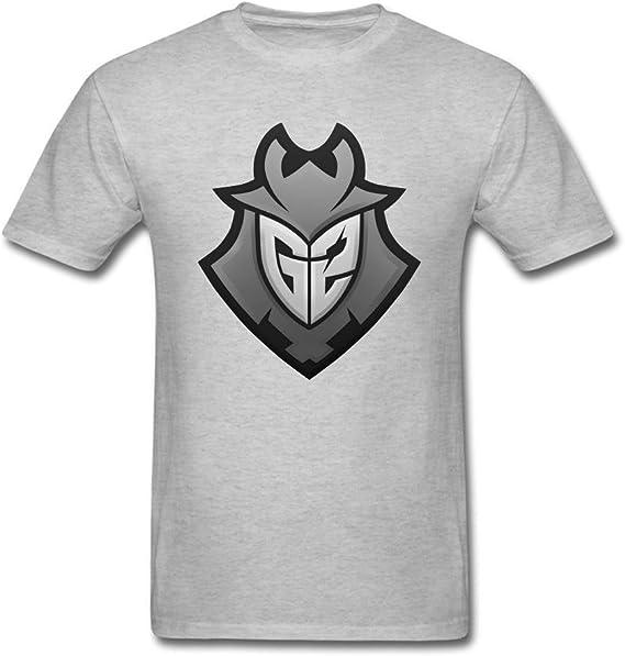 Xiuluan hombre G2 Esports camiseta de manga corta: Amazon.es: Ropa y accesorios
