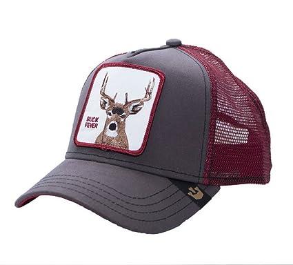 Amazon.com   Buck Fever  Animal Farm Trucker Hat  Clothing 50cc681c51f