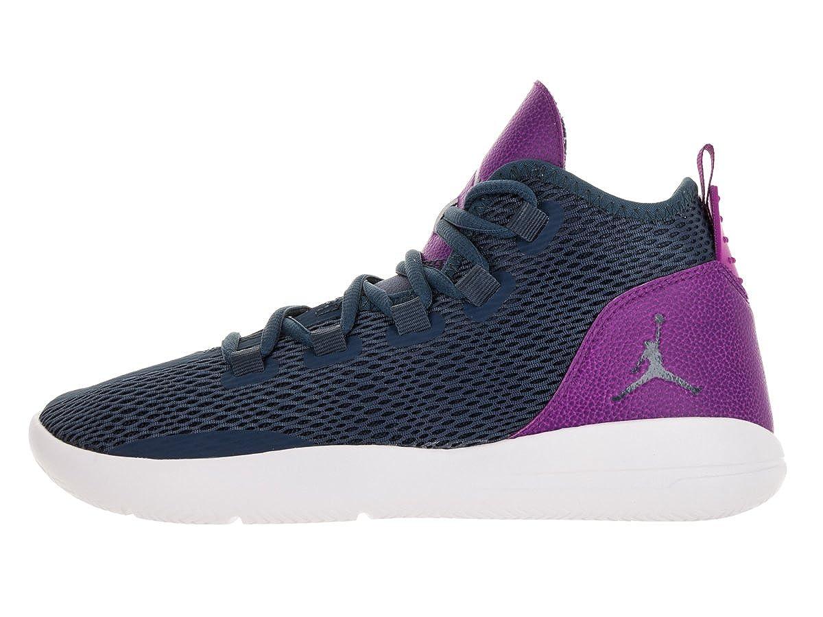 official photos b85c8 44364 Amazon.com  Jordan Nike Kids Reveal GG Sqdrn Bl Sqdrn Bl Hypr VLT WHI  Basketball Shoe 7 Kids US  Shoes