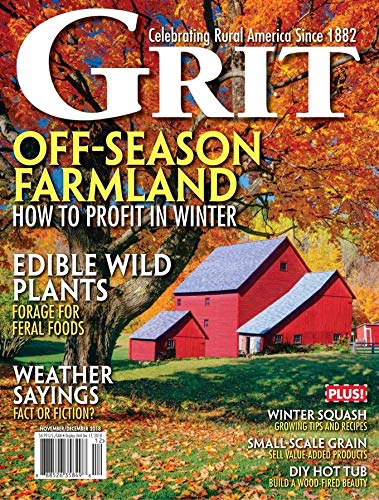 Best Price for Grit Magazine Subscription