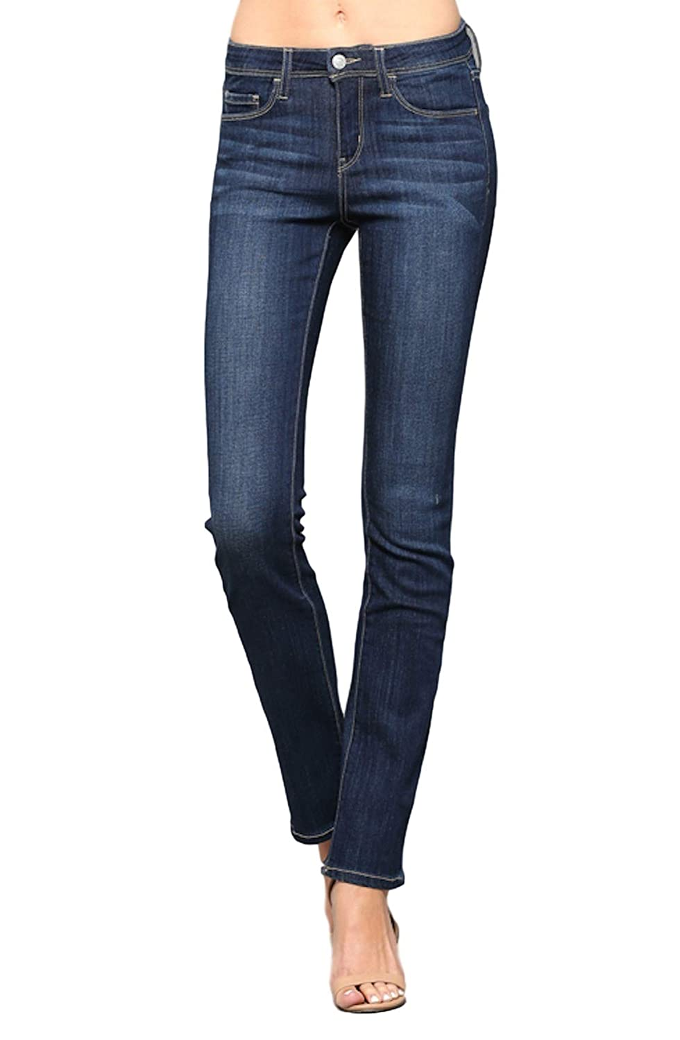 Ongekend Vervet by Flying Monkey Jeans Smog Boot Cut Jeans at Amazon HH-14