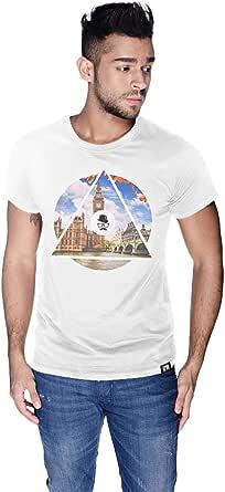 كريو London Telephone T-Shirt For Men - Xl