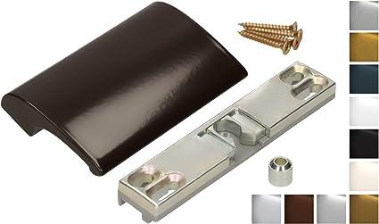 KOTARBAU - Tirador para puerta de balcón, de aluminio, para ...
