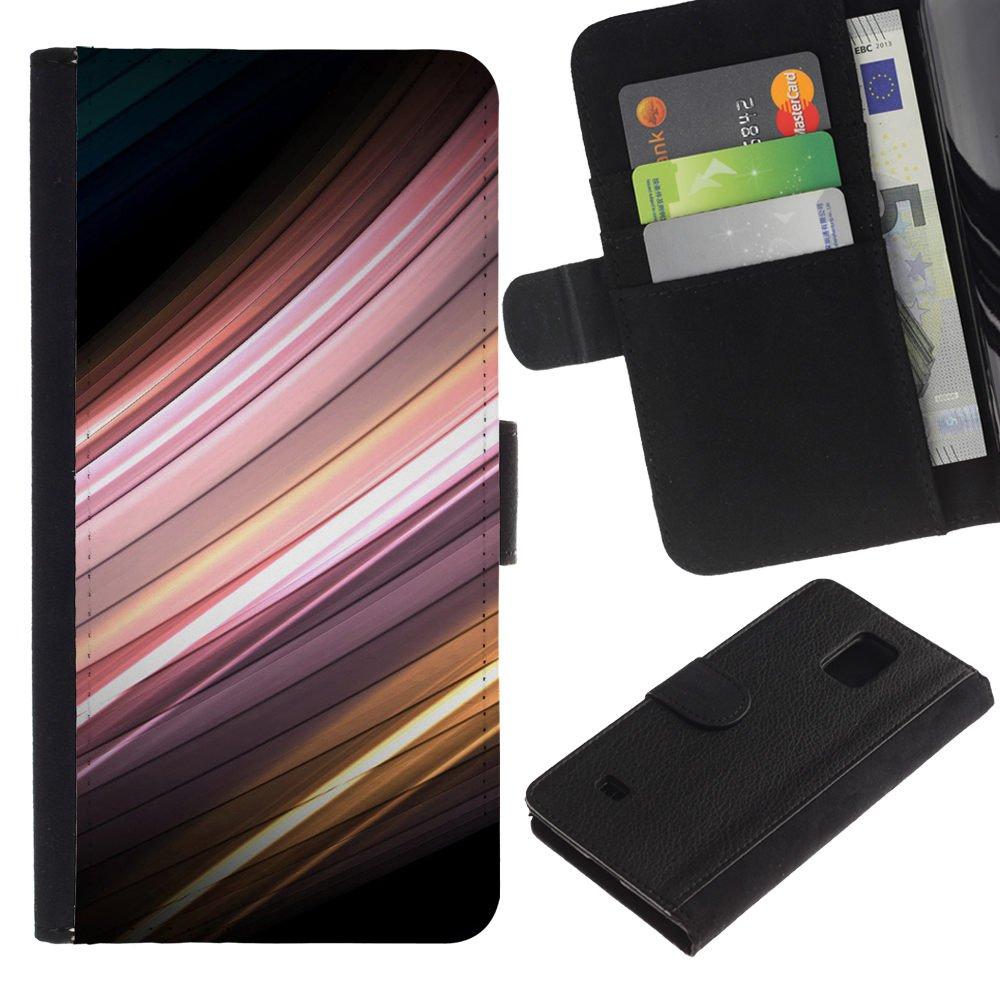 TaiTech/funda de piel con tapa - sensor de movimiento - Samsung Galaxy S5 Mini, SM-G800, no S5 normal!: Amazon.es: Electrónica