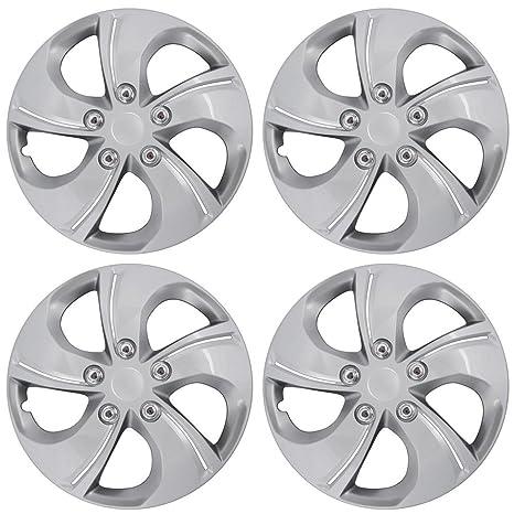 """BDK Honda Civic estilo fundas para ruedas de tapacubos 15 """" – 2013, 2014"""