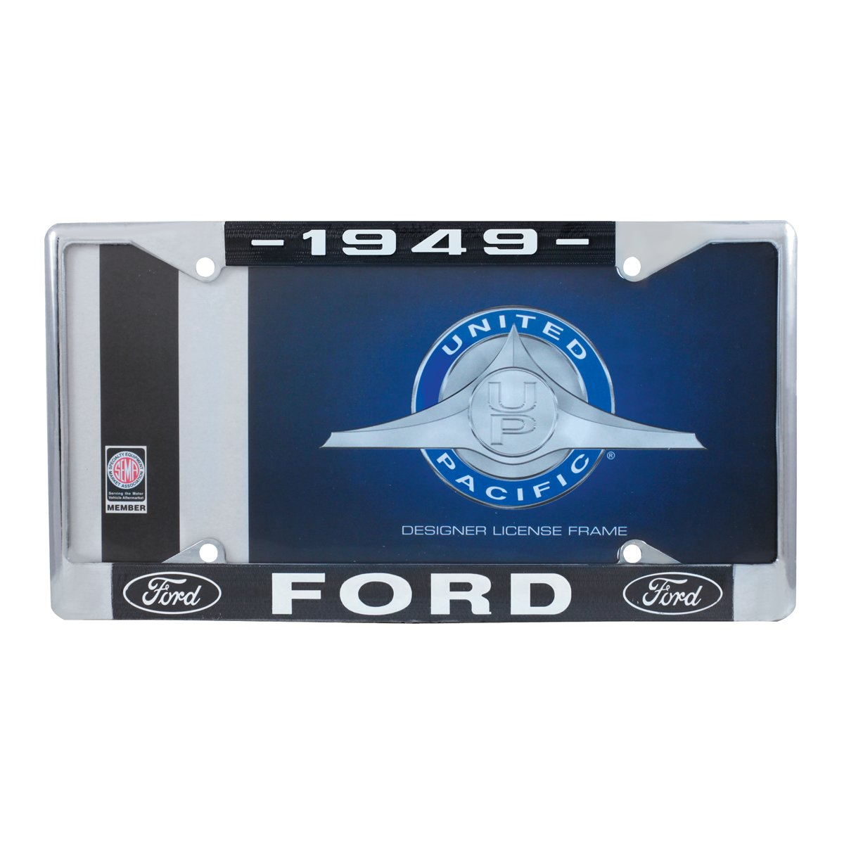 United Pacific A9049-49 1949 Ford License Plate Frame