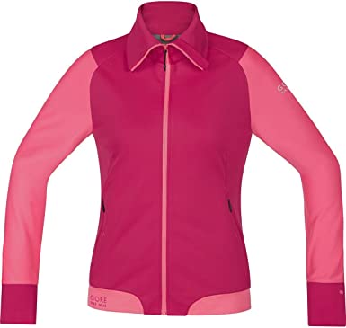 GORE BIKE WEAR Cálida Chaqueta Mountainbike Soft Shell, Mujer ...