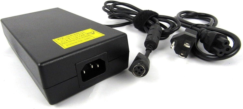 Genuine Toshiba Qosmio 19V 9.2A 180 Watt AC Adapter With Cord PA3546E-1AC3