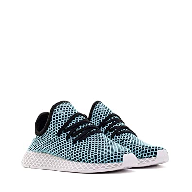 99193d55204d0 Image Unavailable. Image not available for. Color  adidas Originals Men s  Deerupt Runner Parley Shoes ...