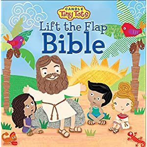 Lift the Flap Bible (Candle Tiny Tots)