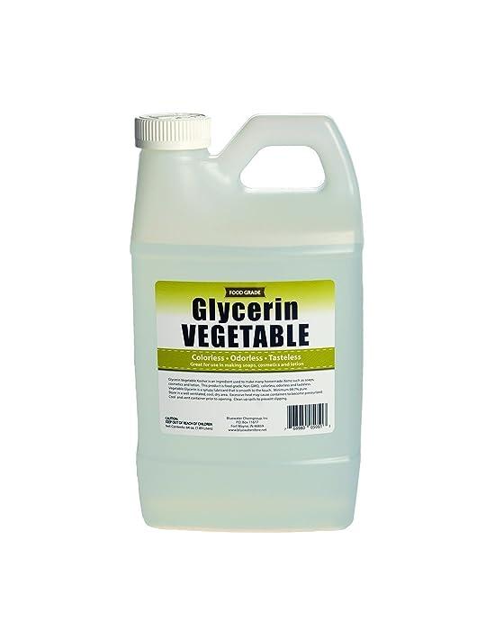 The Best Vegetable Glycerine Food Grade Organic Gallon