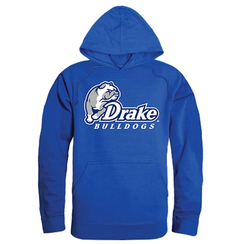 M BHFC Drake University Bulldogs Crewneck College Hoodie Sweatshirt S M L XL 2XL