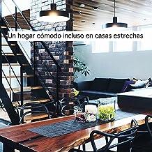 Un hogar cómodo incluso en casas estrechas (Spanish Edition)